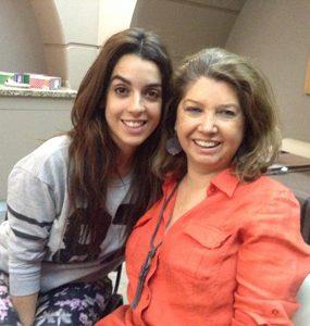 con Ruth Lorenzo