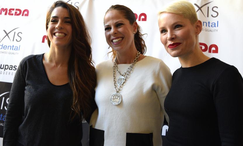 Pastora Soler, Ruth Lorenzo y Soraya Arnelas: Somos como deportistas de élite (Agencia EFE)