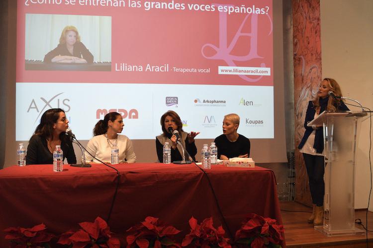 Presentado en Madrid el método de canto I.V.A.