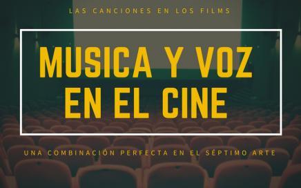 canciones del cine-voz